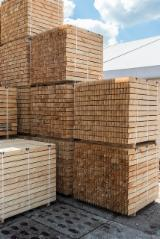 Pine - Redwood Timber from Poland, FSC, 18-40 mm thick