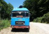 Oprema Za Šumu I Žetvu Kamion Za Prevoz Dužih Stabala - Kamion Za Prevoz Dužih Stabala Polovna Rumunija