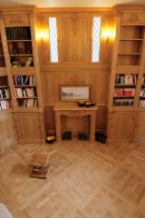 Mobiliario De Contrato en venta - Venta Diseño Madera Dura Europea Roble Rumania