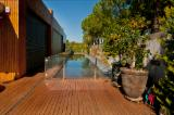 Exterior Decking  For Sale - THERMOWOOD IROKO DECKING E4E