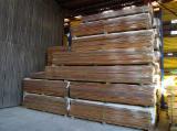 Tropical Wood  Sawn Timber - Lumber - Planed Timber - Jatoba 27x155 mm FSC sawn timber