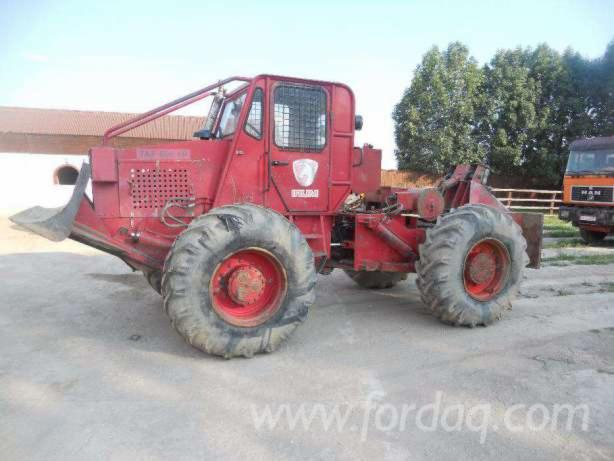 Used-Perkins-2013-Forest-Tractor