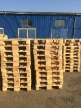 Pallets – Packaging - Wooden pallets