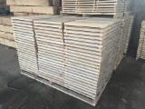 Hardwood  Sawn Timber - Lumber - Planed Timber FSC - White oak strips QF1/QF2X