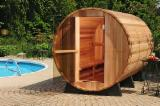 Wood Houses - Precut Timber Framing Spruce Picea Abies - Whitewood For Sale - Saunas, Spruce BS-1