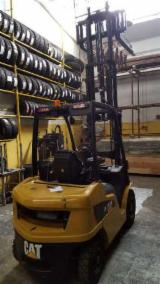 Caterpillar Woodworking Machinery - Used Caterpillar 2011 Forklift For Sale Romania