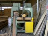 Artiglio Woodworking Machinery - Used Artiglio TWIN 800 1990 Sawmill For Sale Italy