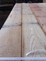 Laubschnittholz, Besäumtes Holz, Hobelware  - Balken, Eiche