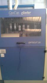 Woodworking Machinery Italy - Optimization cross-cut saw DIMTER OPTICUT 204 R