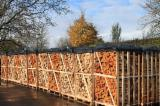 Firelogs - Pellets - Chips - Dust – Edgings Oak European - Wholesale Oak (European) Firewood/Woodlogs Cleaved in Lithuania