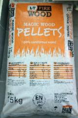 Firewood, Pellets And Residues All Coniferous - ENplus All coniferous Wood Pellets 6 ou 8 mm