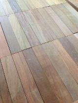 Solid Wood Flooring - IPE WOOD FLOORING (19x130mm) - S4S KD 10%-12%