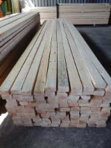 Pressure Treated Lumber And Construction Timber  - Contact Producers - Grade D softwood; KD; origin - Russia