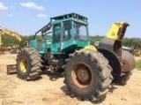 Fordaq wood market Used Timberjack 460 skidder for sale