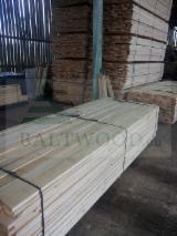 Hardwood  Sawn Timber - Lumber - Planed Timber Birch Europe - Edged Birch Lumber - AB Grade - KD