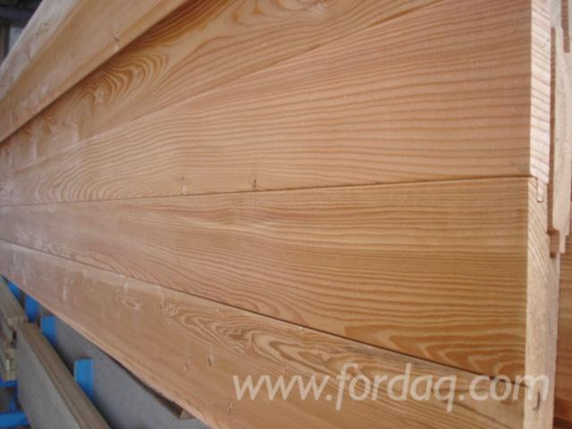 Wholesale Larch 15 + mm PEFC/FFC Exterior Cladding from Germany, Alpen