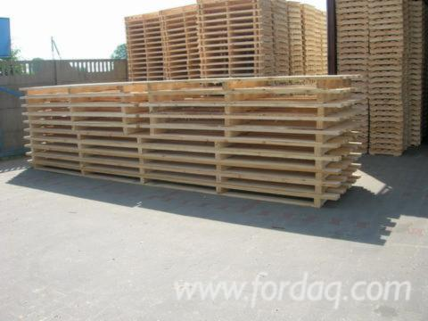 Long pallets available