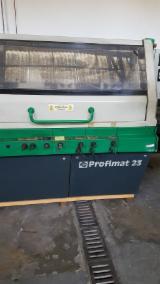 Maşini Şi Utilaje Pentru Prelucrarea Lemnului De Vânzare - Moulding machines for three- and four-side machining WEINIG De ocazie PROFIMAT 23 E in Italia