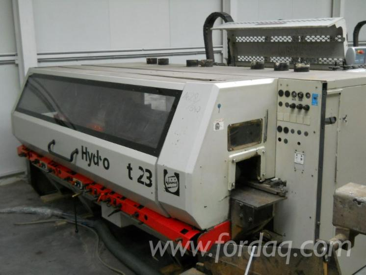 Used-1997-Weinig-H23-Moulding-machines-for-three--and-four-side-machining-in