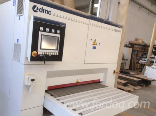 Used-DMC-wide-belt-sander-for