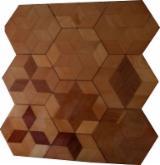 Glued Board Parquet - 11 mm Oak Parquet Glued Board Romania