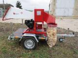 Tocator - Tocator lemn deseuri resturi vegetale URBAN SMH 70