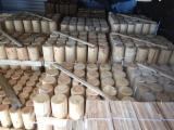 Softwood  Logs Spruce Picea Abies - Whitewood - SPRUCE PINE CYLINDERS FOR SALE PACKED AND DRIED