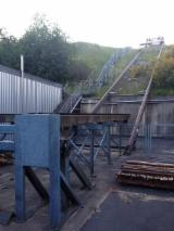 Used REISCH Maschinenbau 1997 Conveying Belt For Timber For Sale Germany