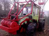 Used 1990 Mercedes 900 Turbo Forest Tractor in Germany