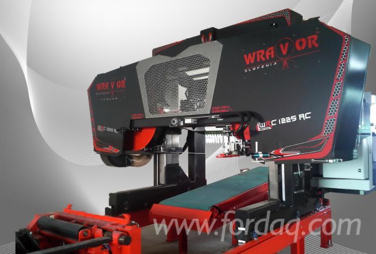 New-Wravor-WRC-1225-Log-Band-Saw-Horizontal-For-Sale