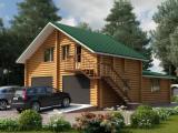 B2B Log Homes For Sale - Buy And Sell Log Houses On Fordaq - Garage G - 4