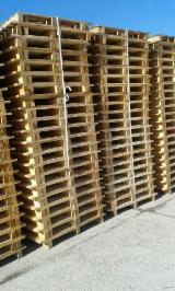Poland Pallets And Packaging - Pallets 100x60 mm
