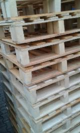 Find best timber supplies on Fordaq - J. K. EKOPAL s.c. - Pallets 1000x700 mm