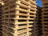 Pallets – Packaging - Pallets CP 1, 3, 7, 9 used