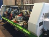 Vend Machines À Fraiser Sur Trois Ou Quatre Faces (moulurière) Weinig Unimat Occasion Italie