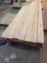 Siberian larch lumber. 10-12% KD. Grade 0-4, GOST 8486-86