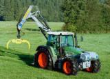 null - Used 2015 Ponsse / John Deere / Timberjack / Fendt Forest Tractor