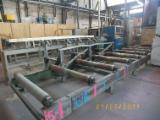 Used CATTELAN - BOTTENE 2004 Solid Structural Timber Production Line For Sale Germany