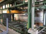 Used DIMTER 1996 Glulam Production Line For Sale Germany
