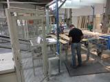Macchine lavorazione legno   Germania - IHB Online mercato - Folienverpackungsanlage FISCHER Usato 1996 in Germania