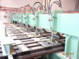 机器,五金及化工 - 木板拼接机器 Weinig DFU / FL4500hW 旧 德国