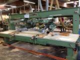 Schelling Woodworking Machinery - Used Schelling DAK 1978 Double And Multi Blade Saws For Sale Germany