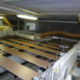 Parquet Production Line DELMAC/GABBIANI 旧 德国