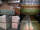 Solid Wood Flooring - Spruce solid flooring from Russia's North-West