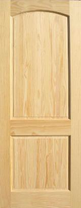 Buy And Sell Wood Doors, Windows And Stairs - Join Fordaq For Free - Engineered Clear and Knotty Pine Doors