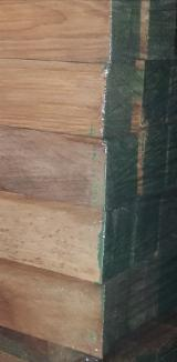 Hardwood  Sawn Timber - Lumber - Planed Timber - Beech prism - 65x65x260 mm KD 8% (+ − 2%)