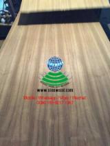 Trouvez tous les produits bois sur Fordaq - Vend Contreplaqué Décoratif (replaqué) Teak 2.5-18 mm Chine