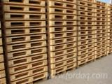 Pallets – Packaging - Pallets 1200x1000 mm