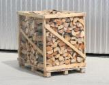 FSC Certified Firewood, Pellets And Residues - Firewood kiln dried from Poland