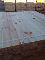 Latvia Sawn Timber - KILN DRIED PALLET TIMBER